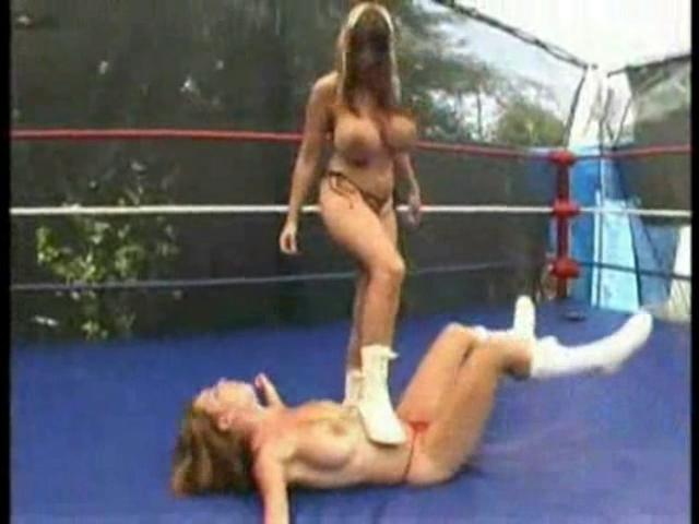 Accept. Busty women wrestling