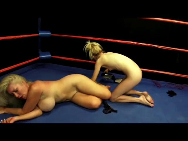 Humiliation catfights